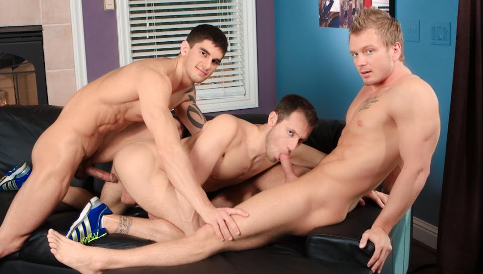 Tyler Torro,Kyle Quinn,James Huntsman