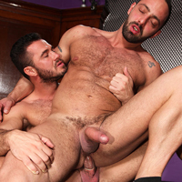 Jessy Ares and Fabio Stallone