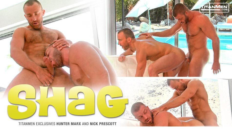 Hunter Marx & Nick Prescott