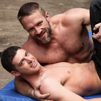 Dirk Caber and Jace Tyler