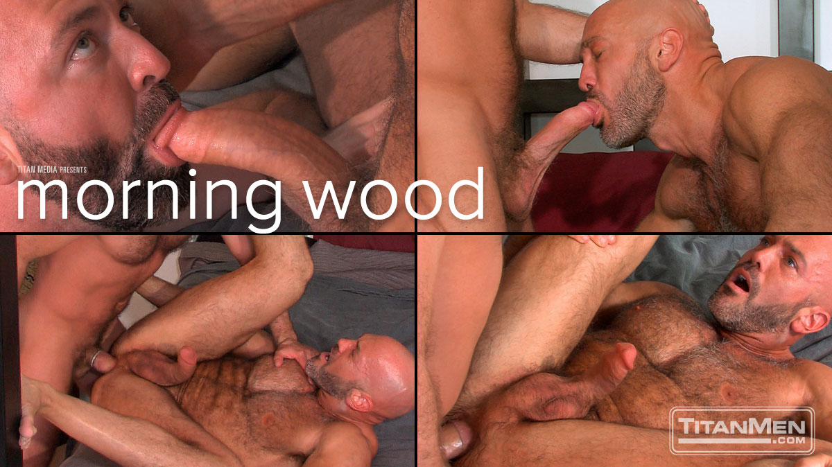 Morning Wood: Scene 1: Jesse Jackman & Josh West