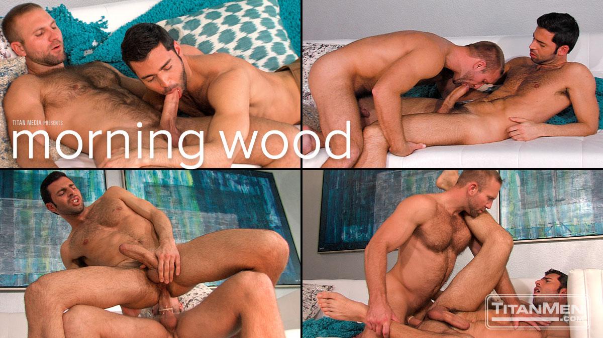 Morning Wood: Scene 2: Dario Beck & Tom Wolfe