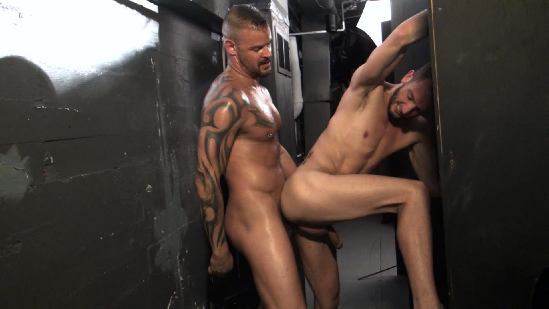Derrick Hanson and Dylan Hyde