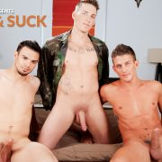 Alexander Gustavo, Johnny Smash and Jason Maddox