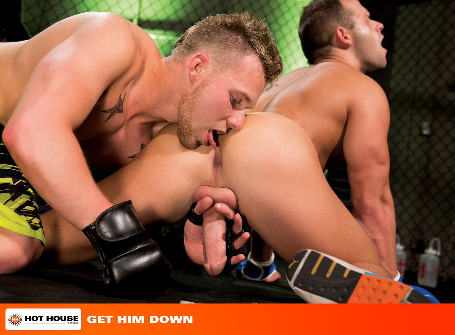 Luke Adams and Owen Michaels 2