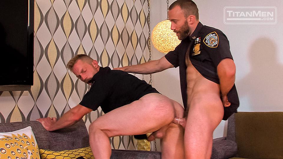 Bad Cop: Scene 1: Nick Prescott & Adan Herst 2