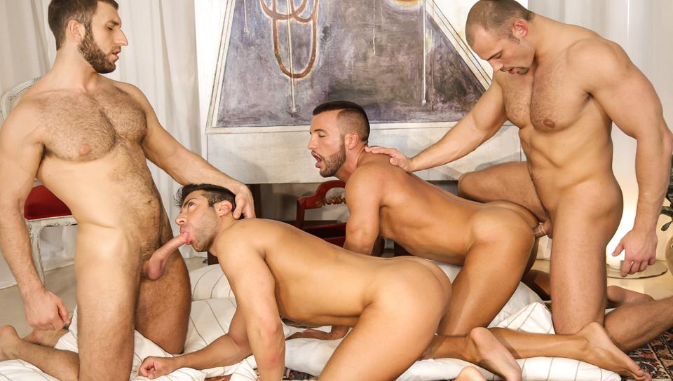gay group sex hardcore