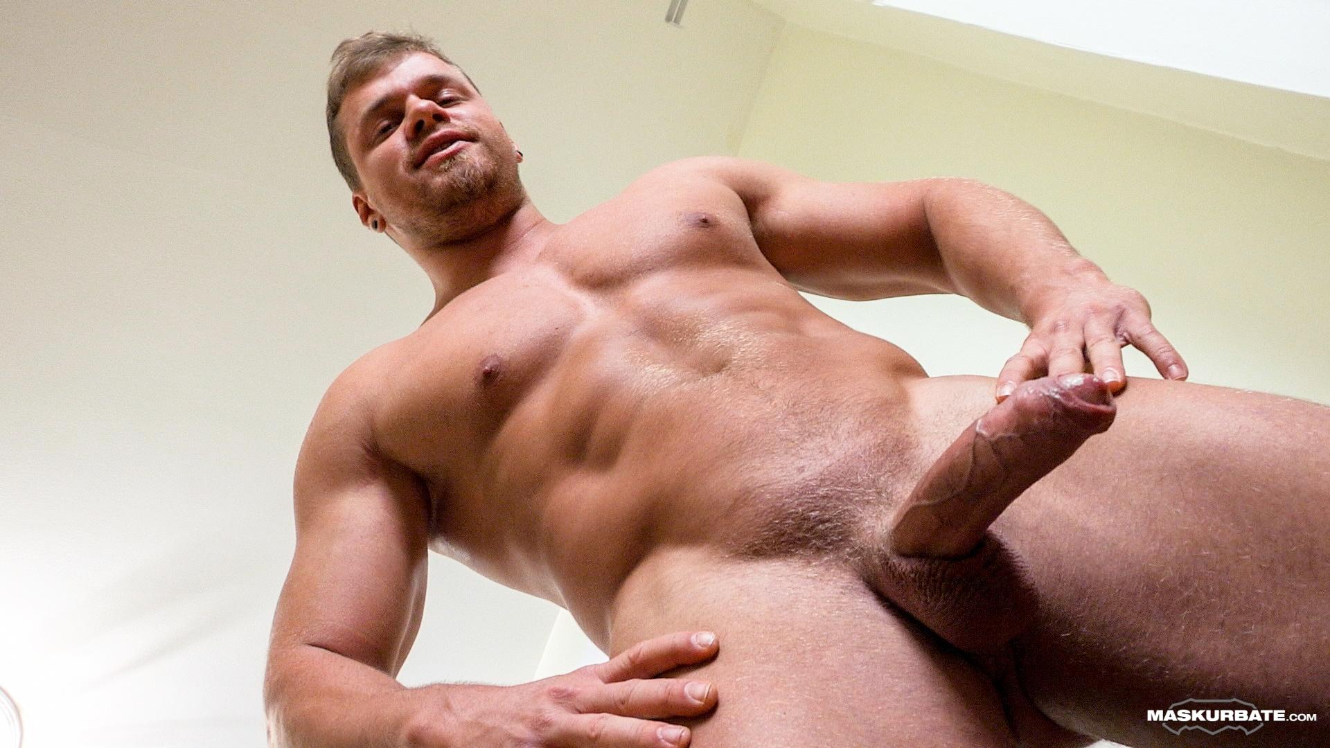 Brad, Bigger He Cums 2
