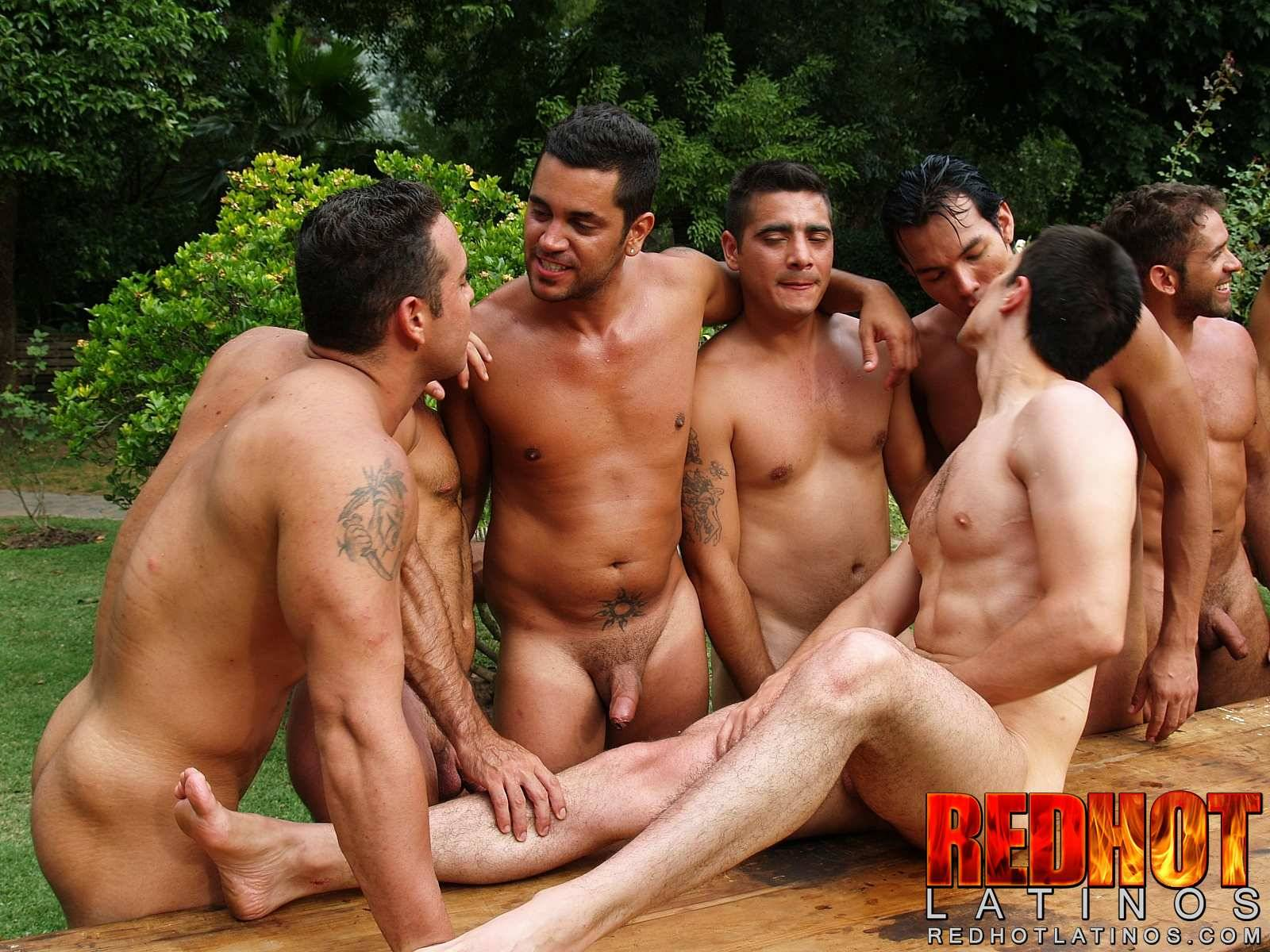 Beunos Aires Orgy 2