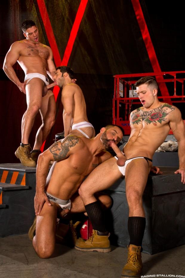 Ricky white pornstar blowjobs - 3 part 6