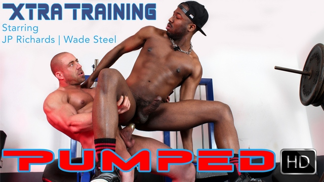 Pumped: JP Richards and Wade Steel 1
