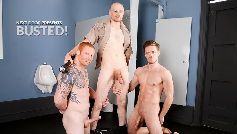 Justin Star, Lucas Knight and Jordan A