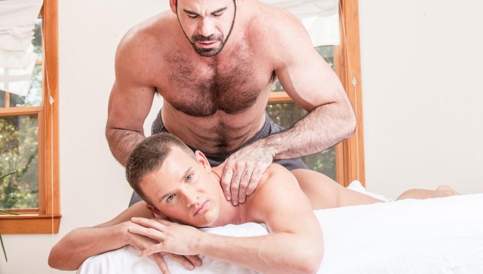 Billy Santoro and Brandon Wilde