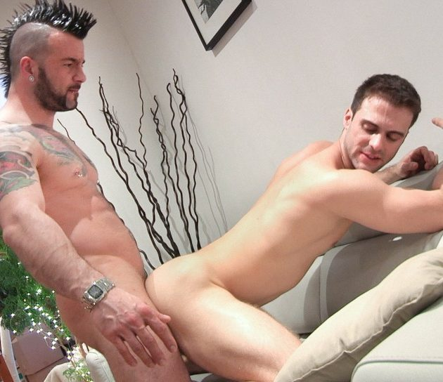 Manuel Deboxer and Gabriel Clark – Scene 2