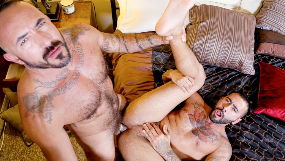 Alessio Romero  and Rikk York