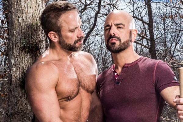Adam Russo and Dirk Caber