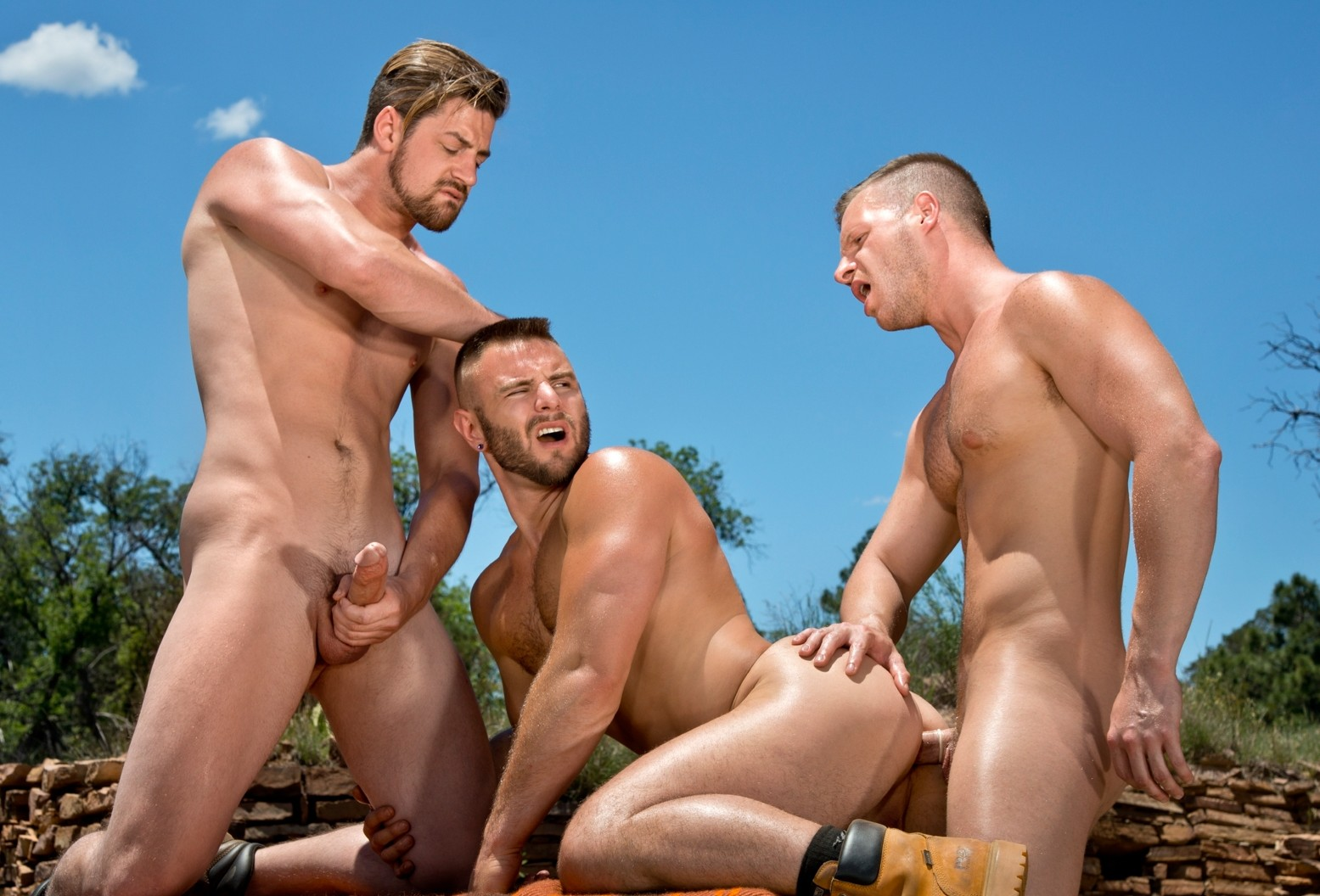 Andrew Stark, Brian Bonds and Nick Sterling 2