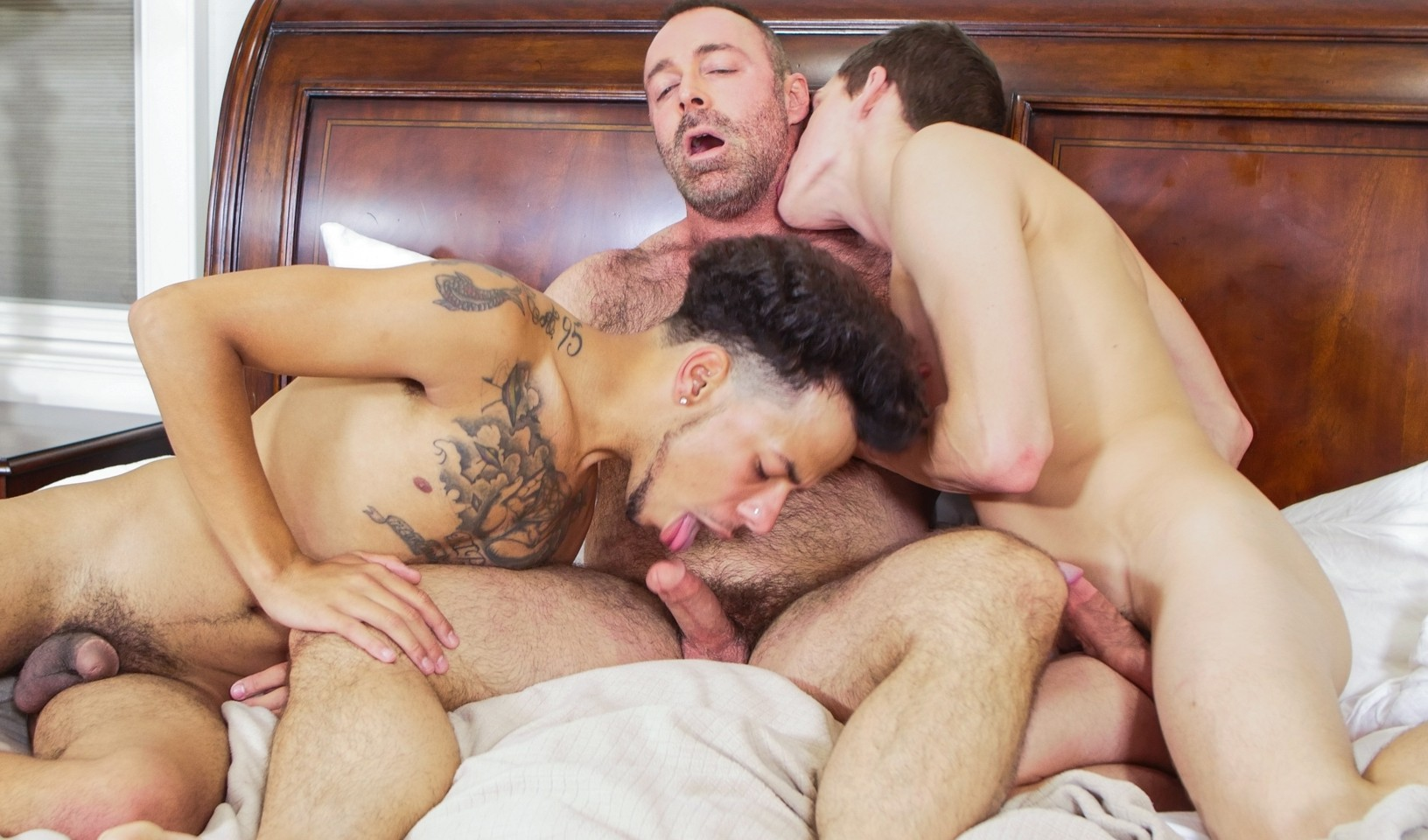 Kory Houston, Tayveon Martin and Brad Kalvo 1