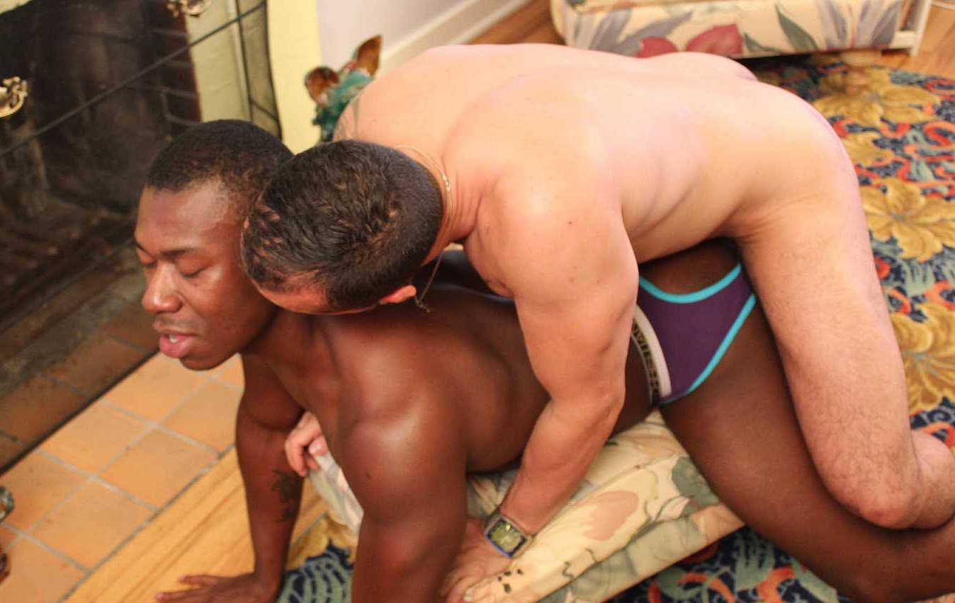 Gabriel Fisk and Damien Brooks