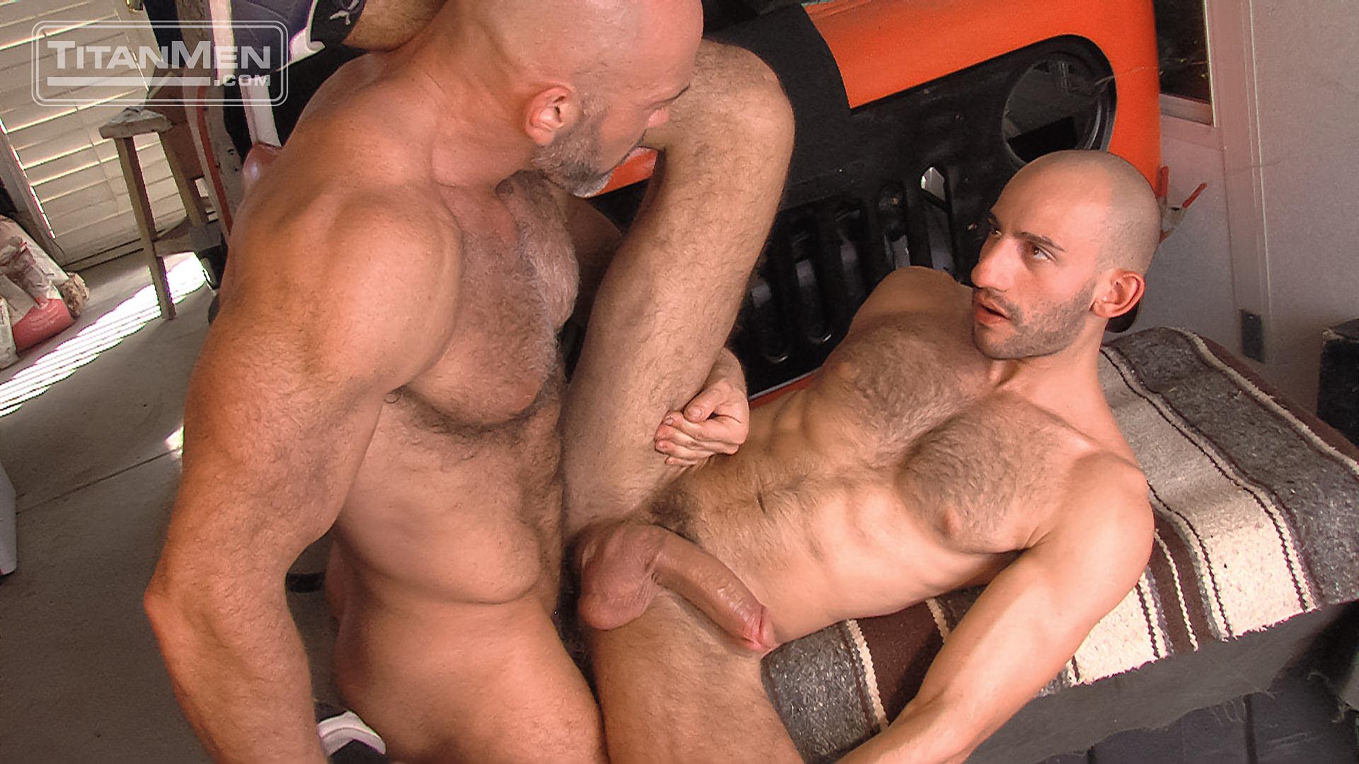 Eric Nero and Jesse Jackman