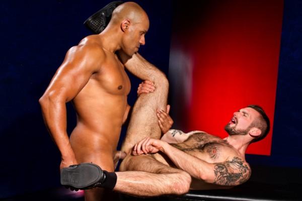 Michael Thomas and Chris Harder