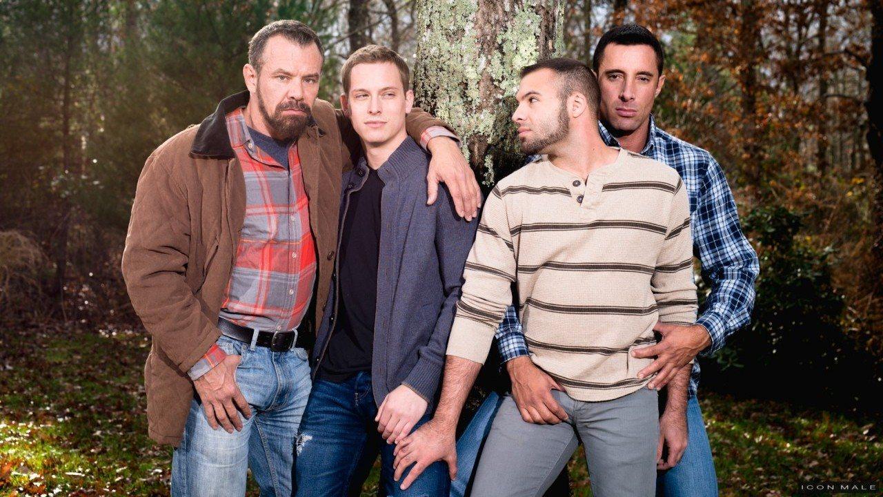 Max Sargent, Tommy Regan, Braxton Smith and Nick Capra