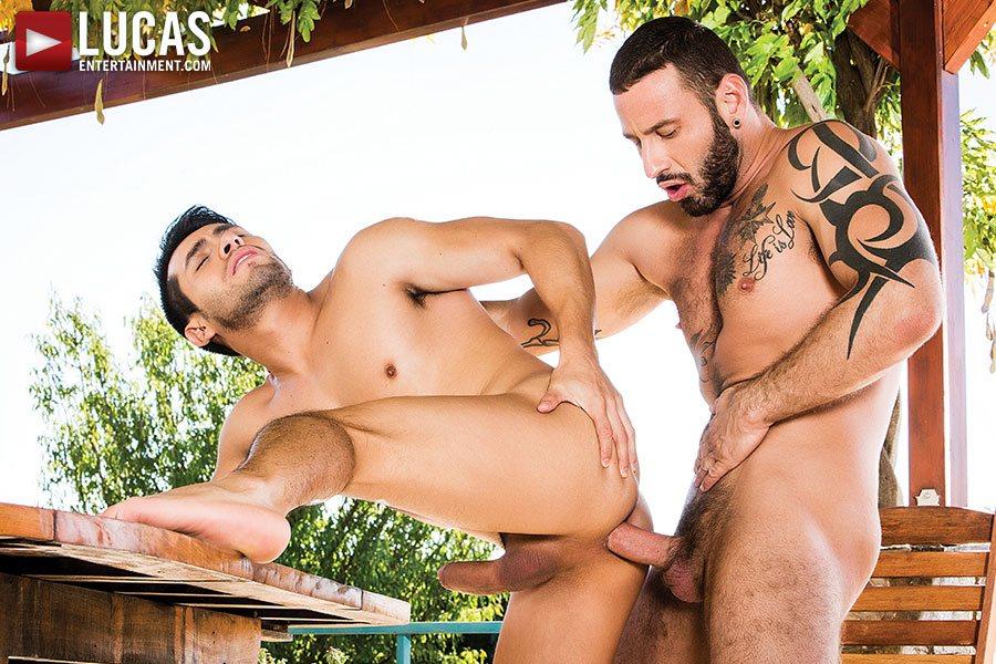 Antonio Miracle and Derek Allan