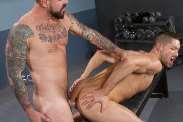 Rocco Steele and Kyle Kash