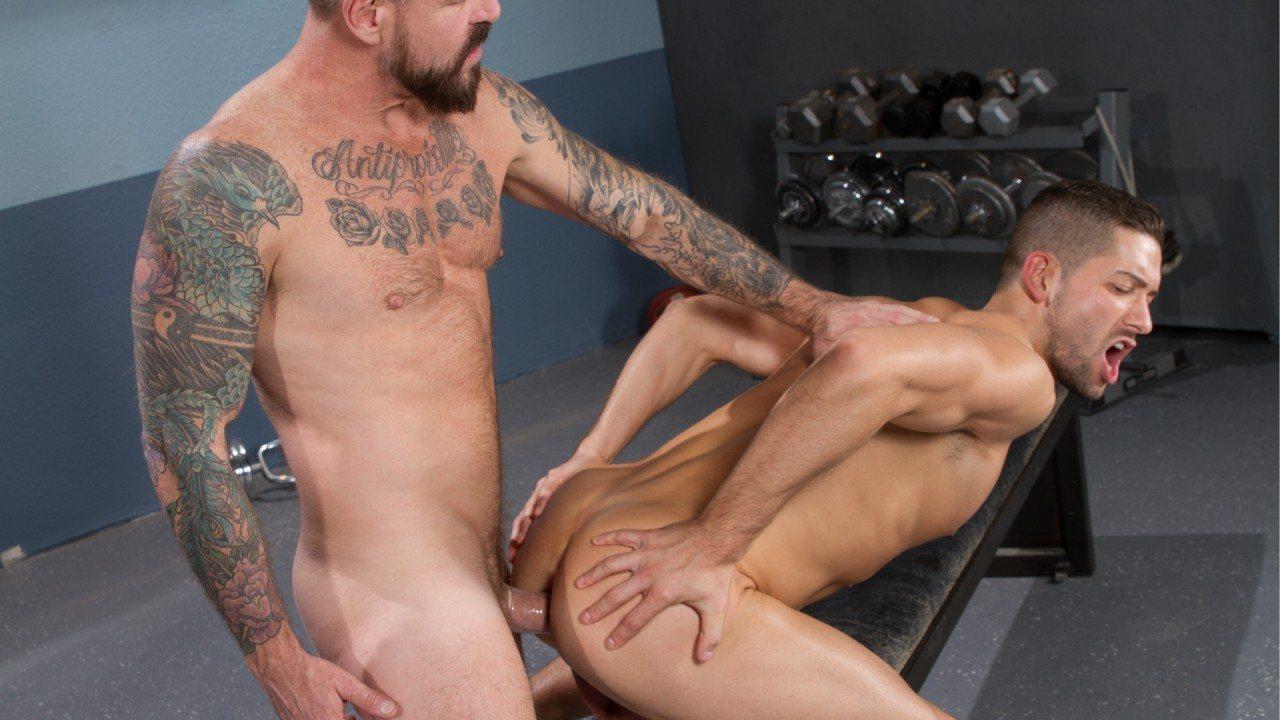Rocco Steele and Kyle Kash