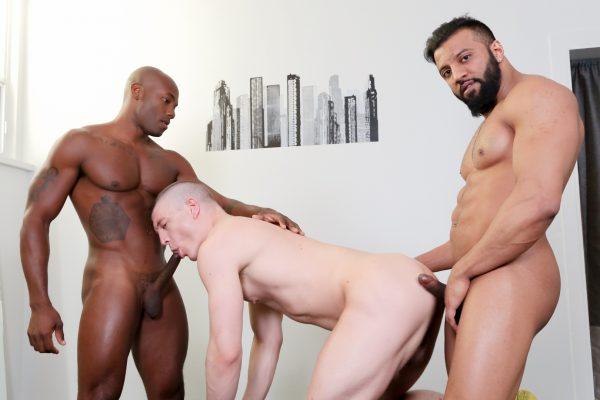Damian Flexxx, Osiris Blade and Caleb King