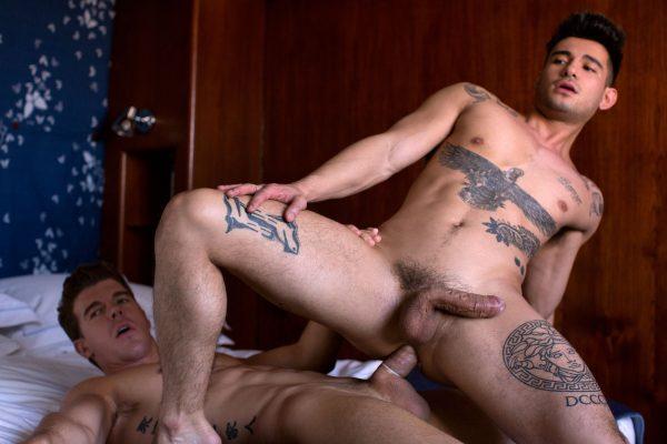 JJ Knight And Ricky Roman