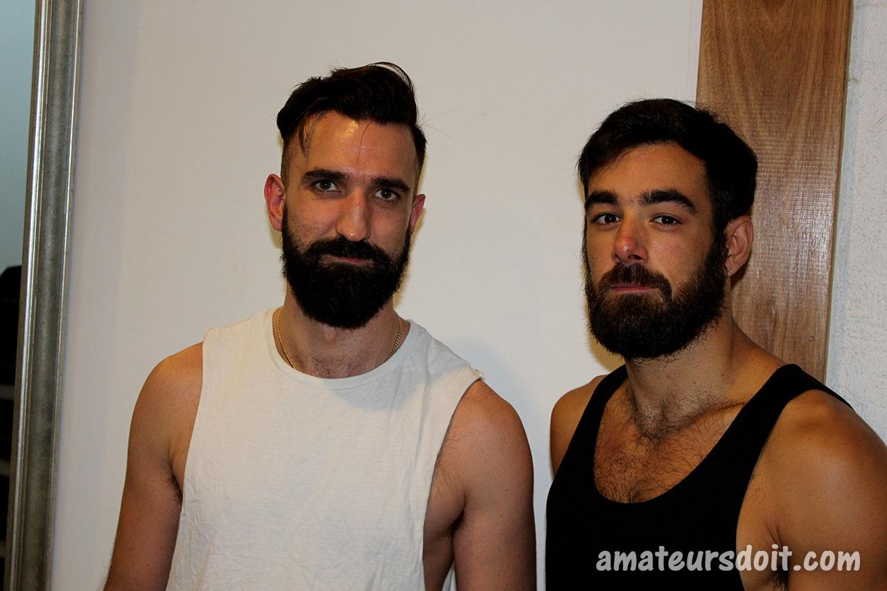 Amateurs Do It: Batt and Lucas