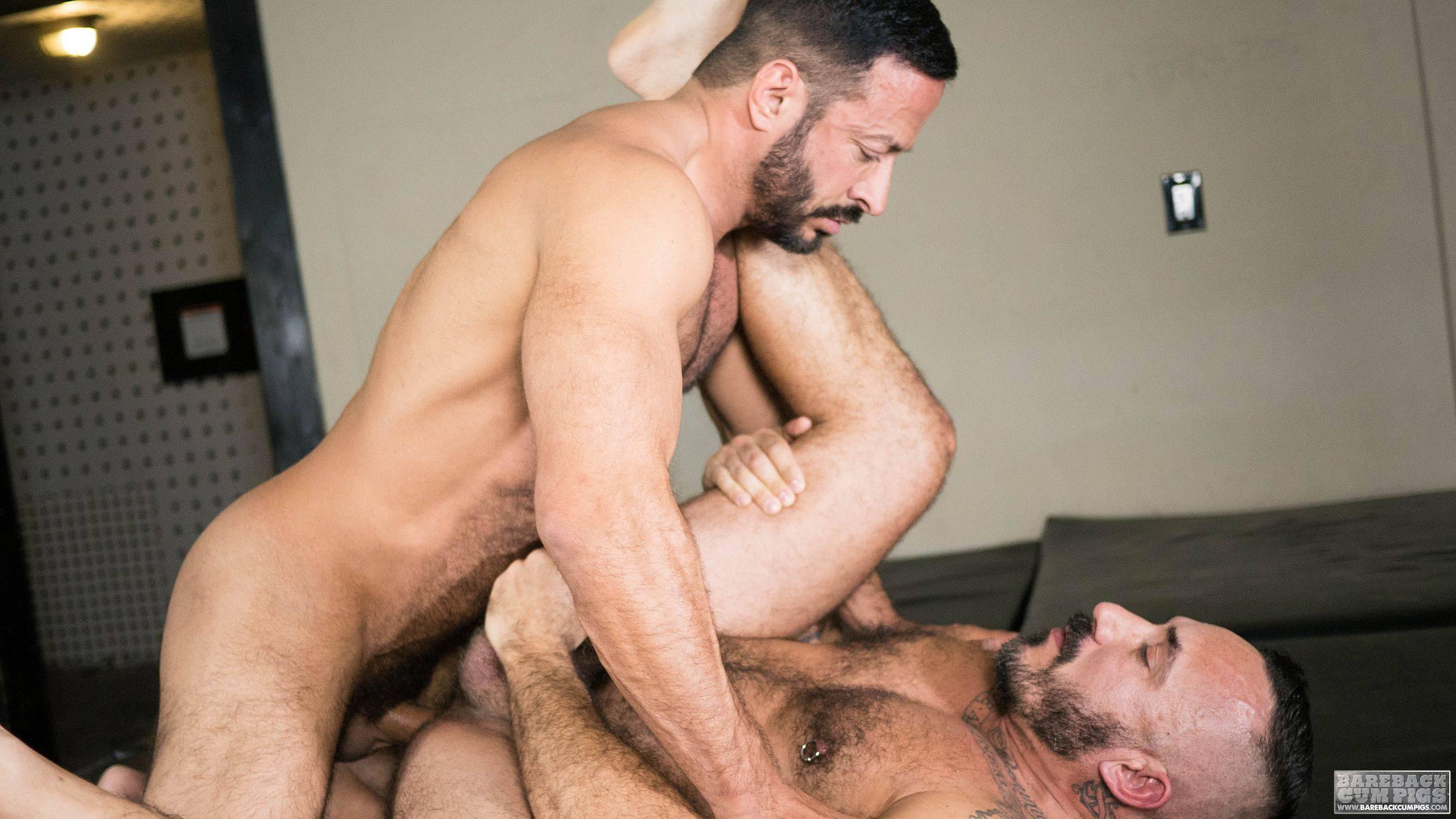 Alessio Romero and Vinnie Stefano