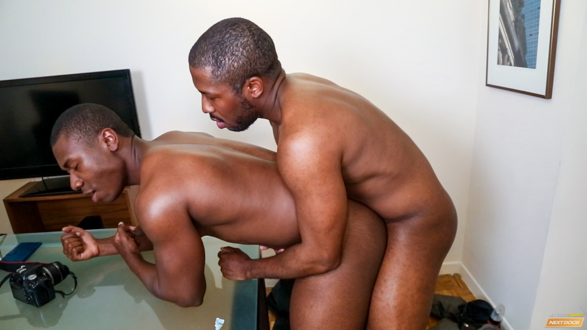 gay and brooks black Damian porn nubius