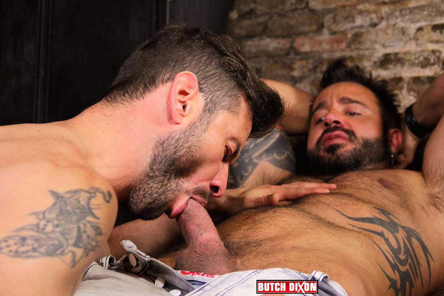 Martin Mazza and Dany Romeo