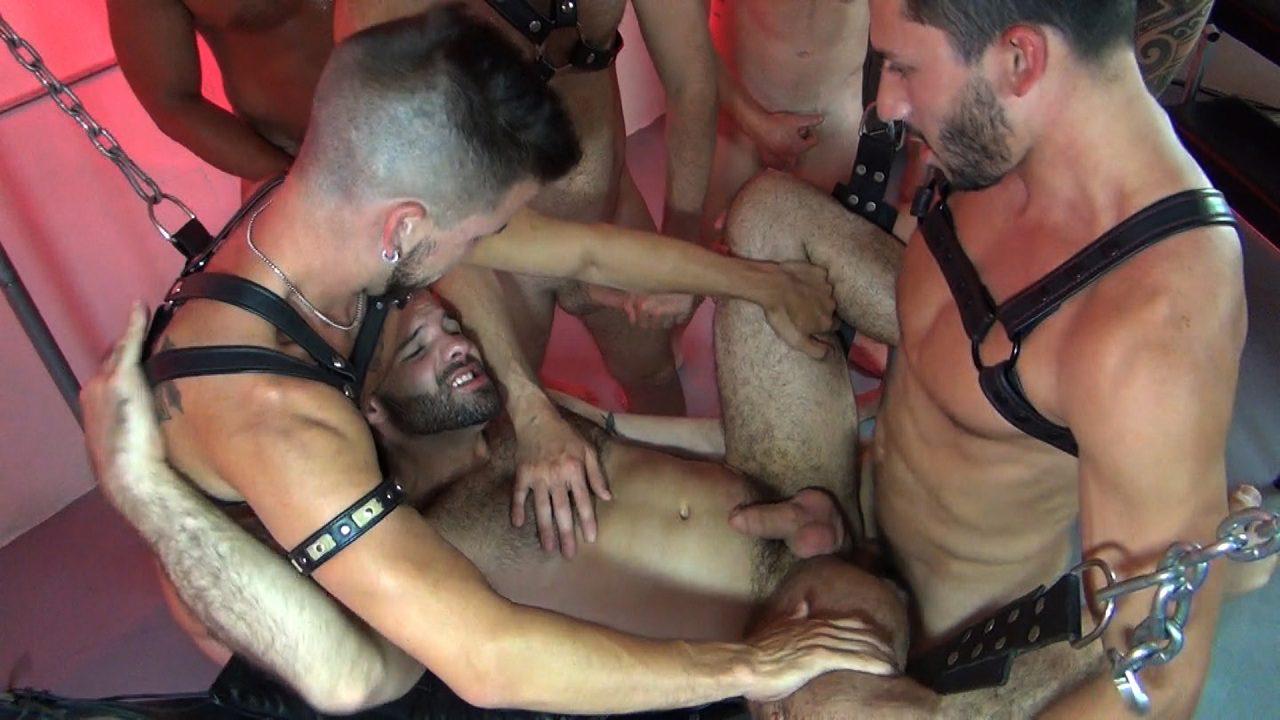 Braxton Smith's Orgy