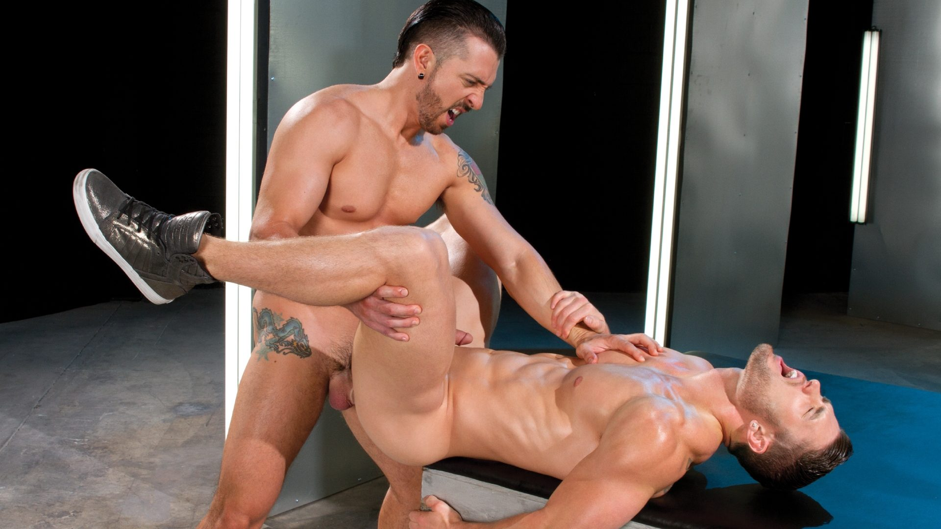 Jimmy Durano and Ryan Rose