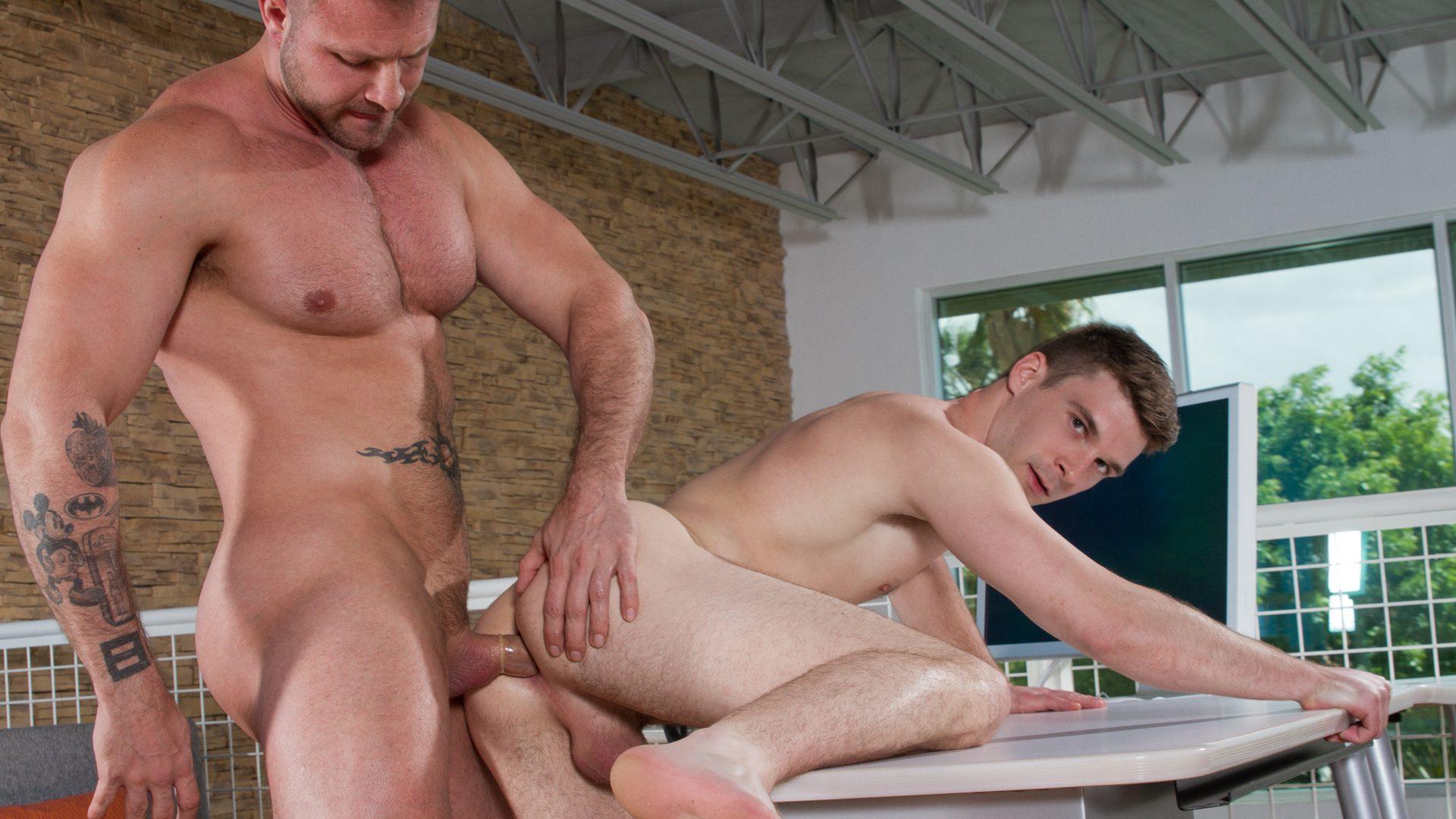 Austin Wolf and Dustin Holloway