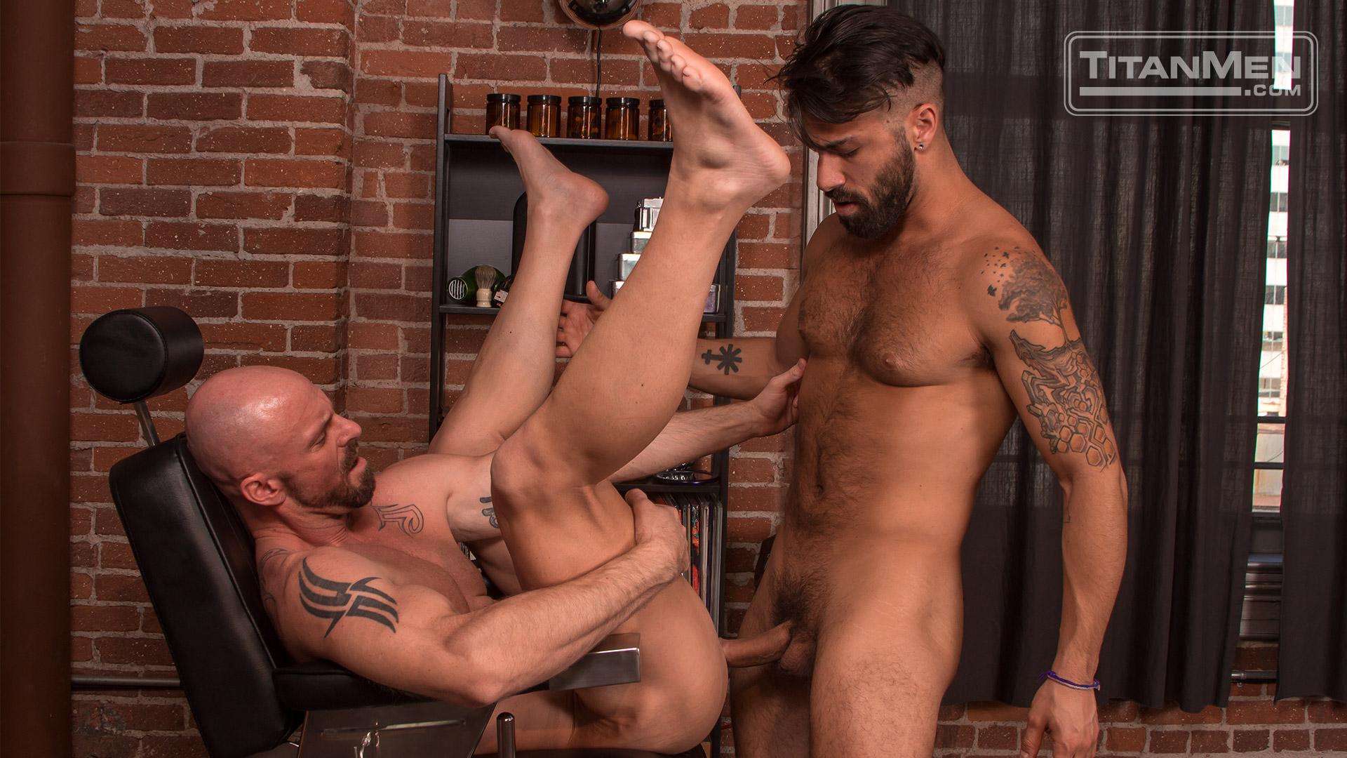 Adam Ramzi and Mitch Vaughn