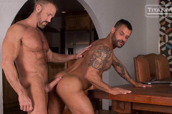 David Benjamin and Dallas Steele