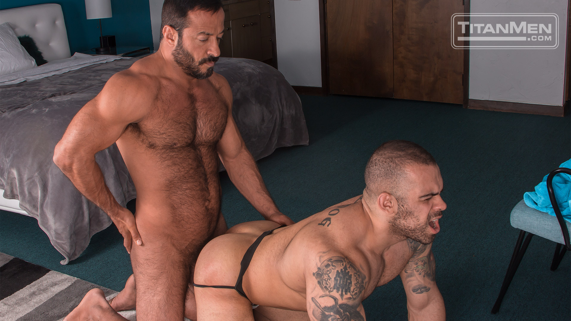 Vinnie Stefano and Lorenzo Flexx
