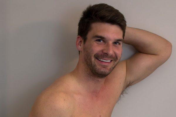 Meet The Model: Dustin Holloway