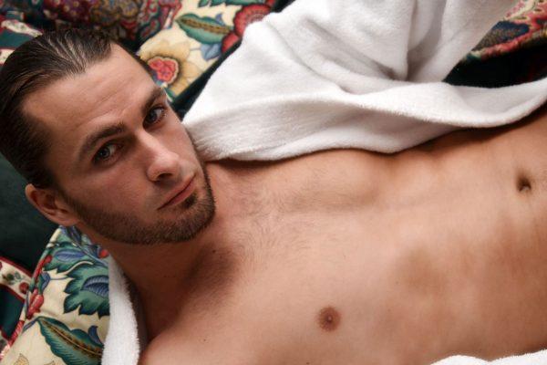 Meet The Model: Damien Long