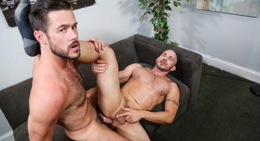 Mike De Marko and Alex Torres