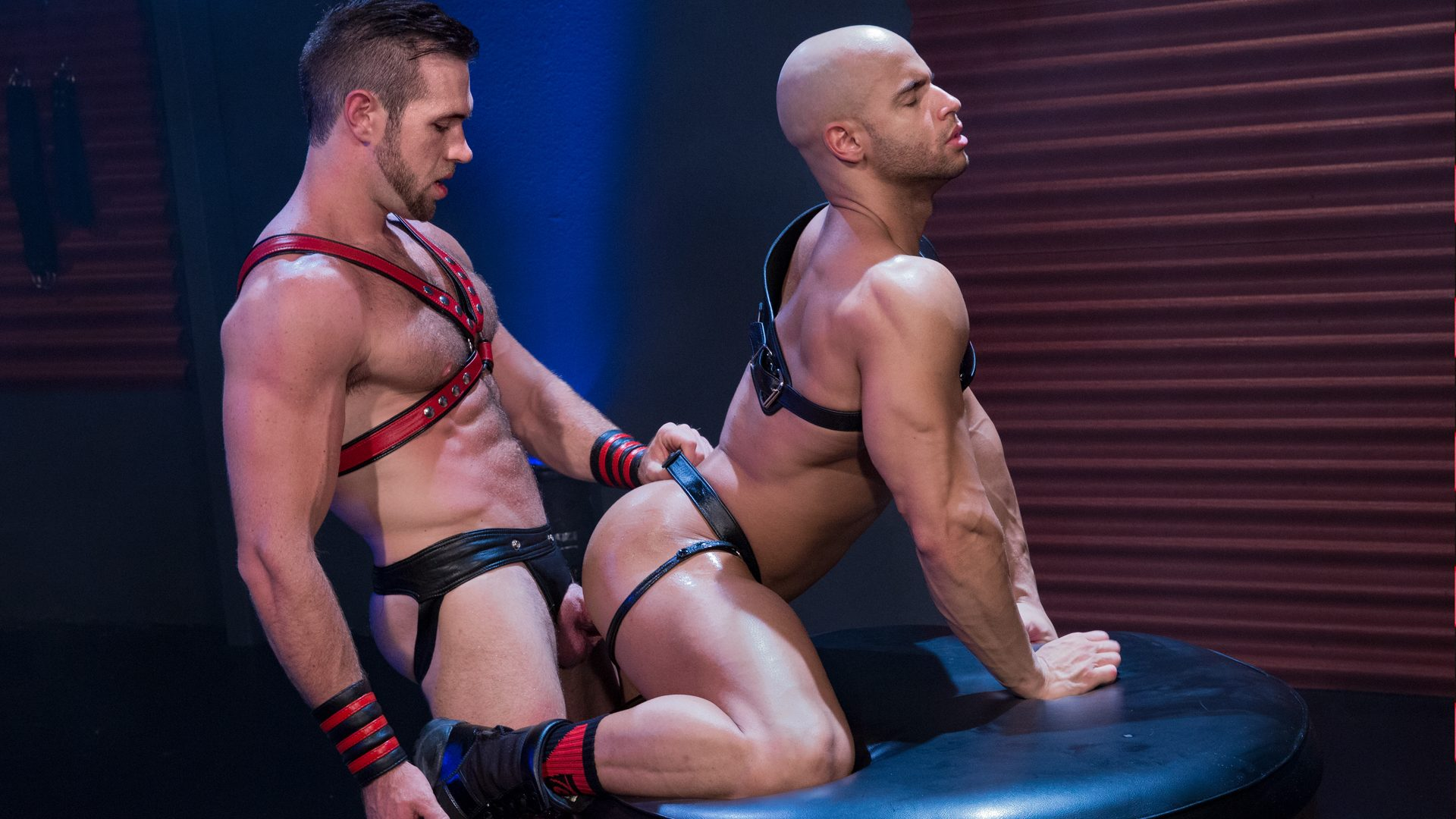 Sean Zevran and Alex Mecum 2
