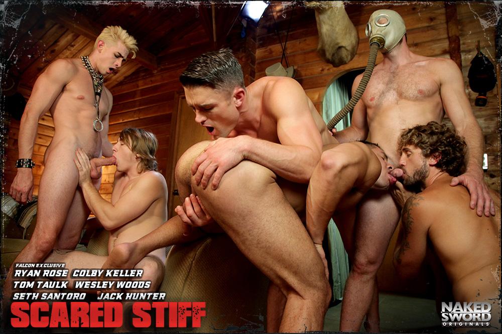 Scared Stiff: Scene 4 - KILLER ORGY 2