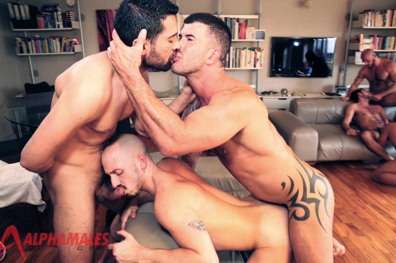 Adam Killian, Valentin Alsina and Billy Baval 1