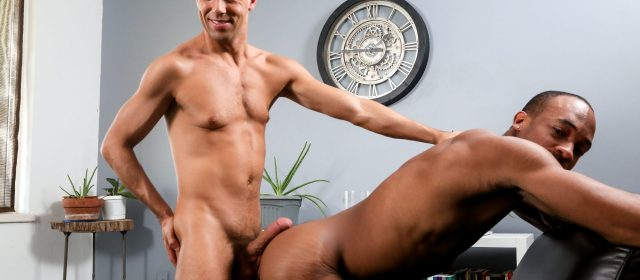 Tommy Deluca and Trent King