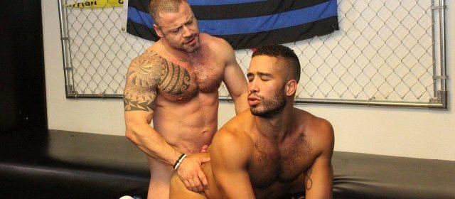 Russ Magnus and Trey Turner