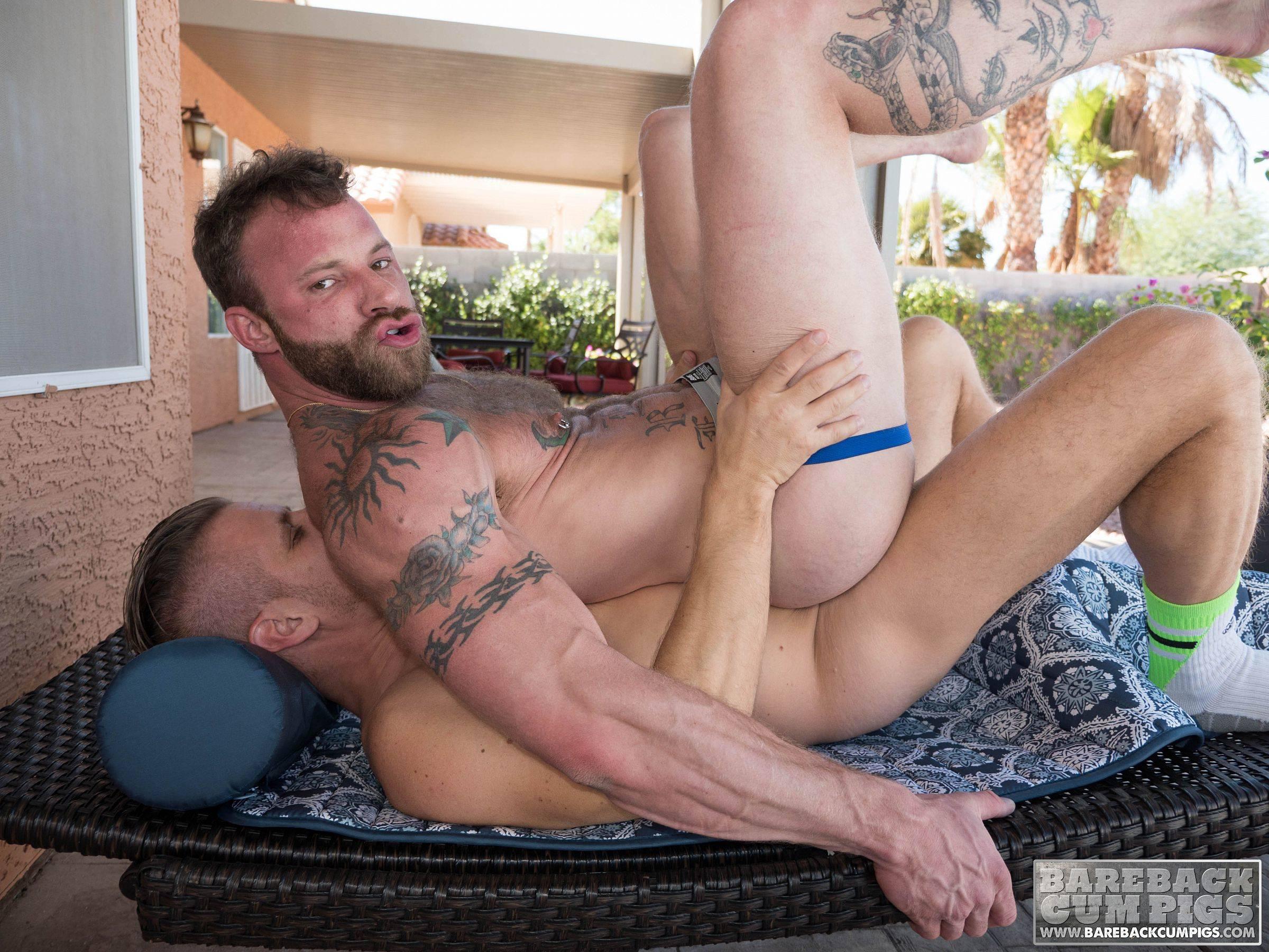 Tony Bishop and Derek Parker 1